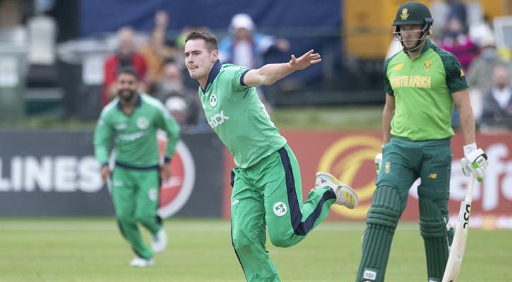 Hundred hero Balbirnie stars in landmark Ireland win over South Africa
