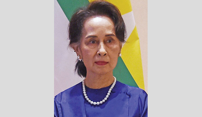 Myanmar junta hits Suu Kyi with more corruption charges