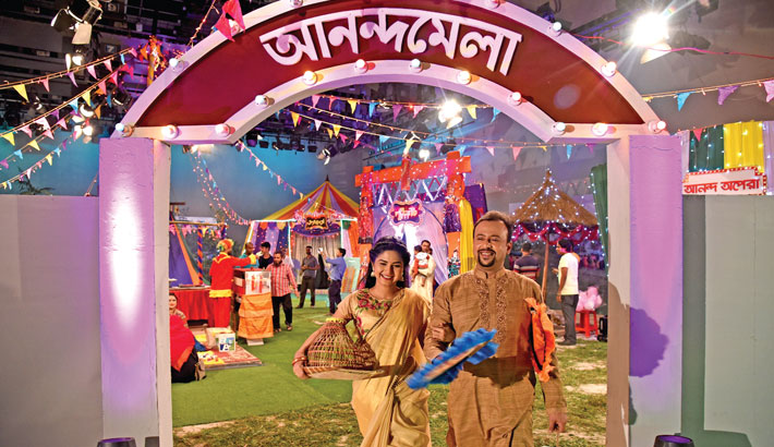 'Ananda Mela' with a difference on Eid
