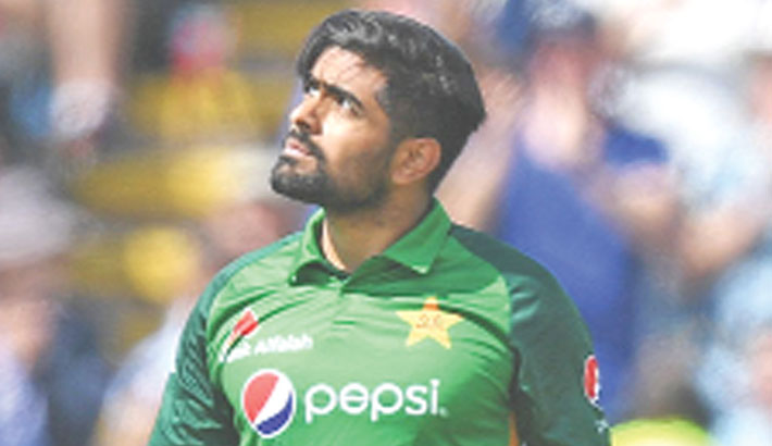 Babar becomes quickest to 14 ODI centuries
