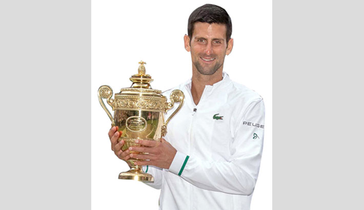 Djokovic keeps iron grip on number one ranking