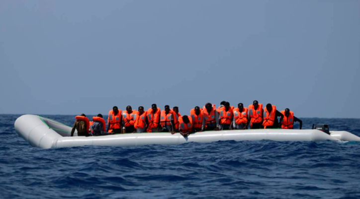 Deaths on maritime migration routes to Europe soar in first half of 2021: IOM