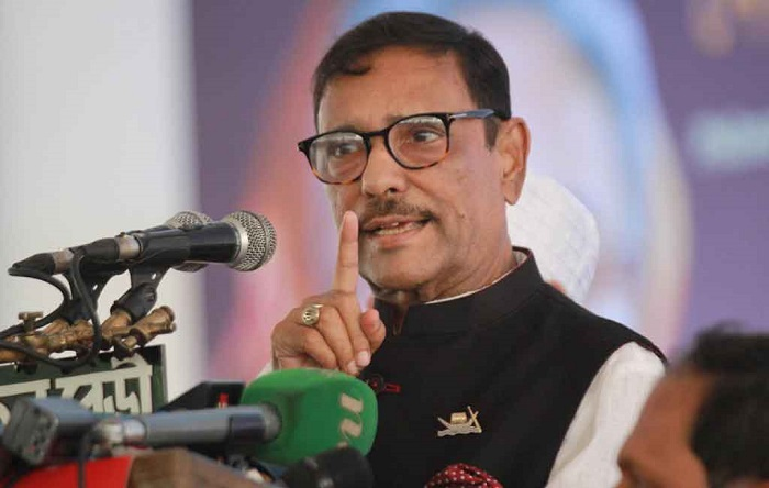 No irregularity in providing govt incentives to be tolerated, warns Quader