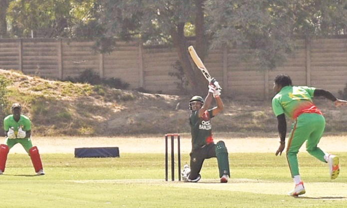 Tamim brushes aside fitness worries