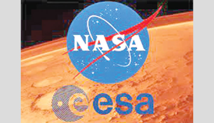 NASA, ESA join forces on climate change