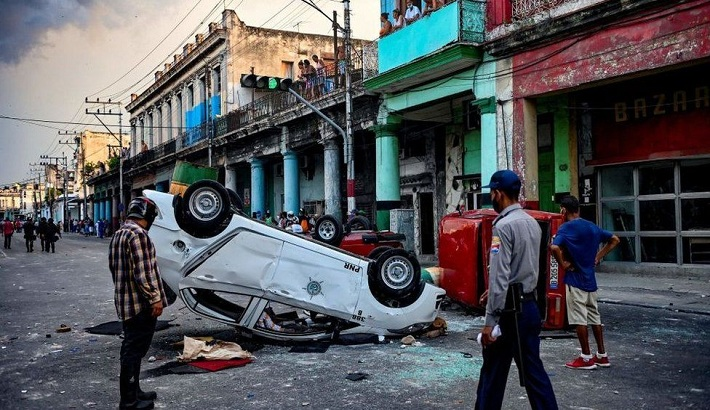 Cuba: Customs on food and medicine lifted after unrest