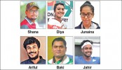 Bangladeshi Olympians vow to give best shot in Tokyo