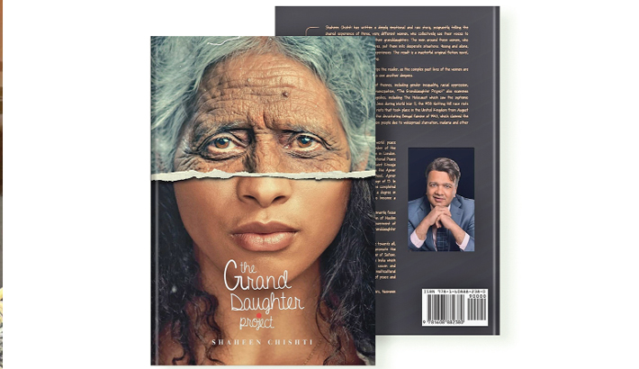 Shaheen Chishti's debut novel 'The Grand Daughter Project'