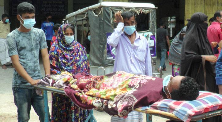 Covid: 16 more people die in Rajshahi