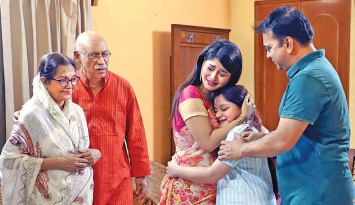 Hanif Sanket's special Eid drama 'Juger Hujuge'