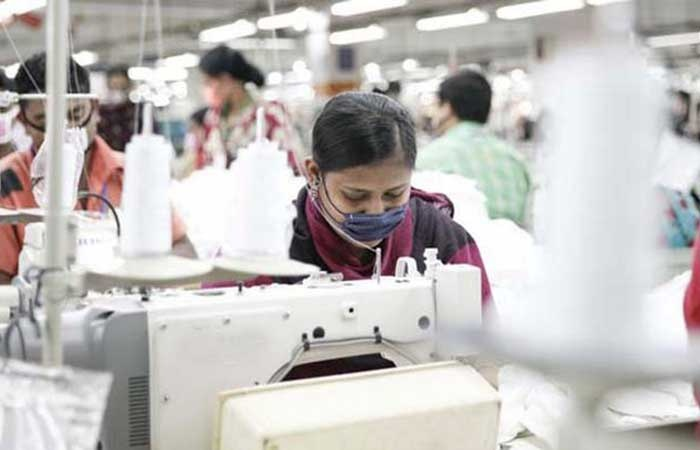 Post-Eid Lockdown: Garment-factory to remain closed