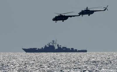 11 nations participate in massive US-Australia military drills as tensions escalate in Indo Pacific
