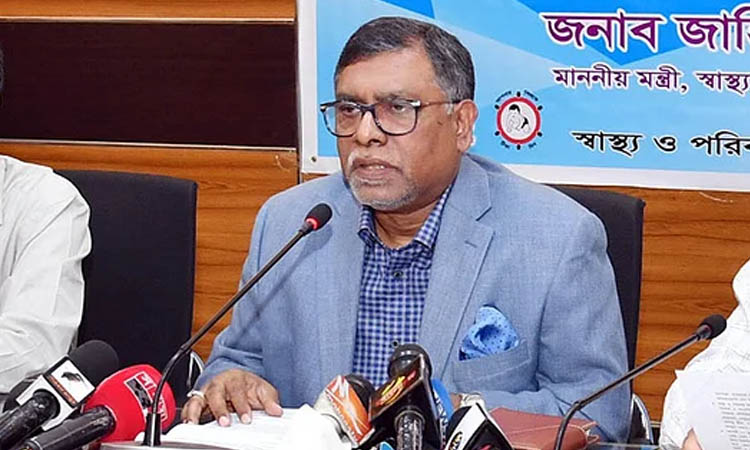 Health minister to receive Sinopharm vaccines tonight