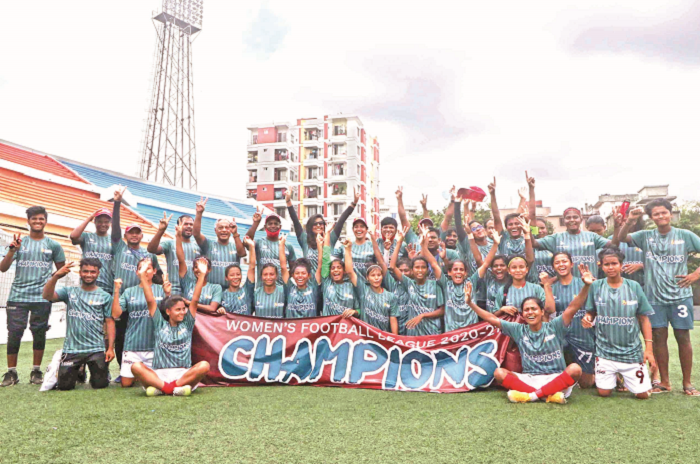 Bashundhara Kings clinch league crown with 18-0 victory over Jamalpur KA