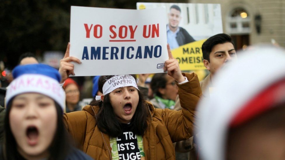 Daca: Obama programme for child migrants ruled illegal