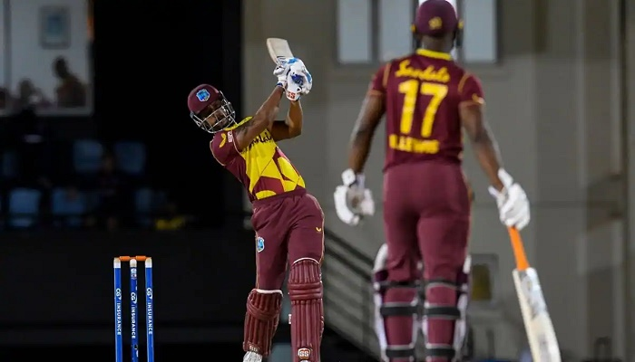Lewis powers West Indies past Australia in final of T20 series