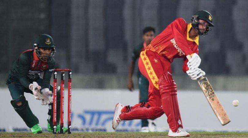Zimbabwe win toss, opt to bat against Bangladesh