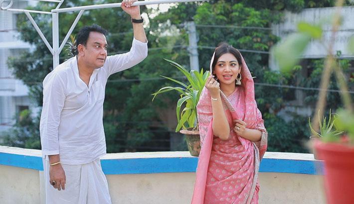 Zahid Hasan, Prova star in 'Boro Miar Sadi Mubarak'