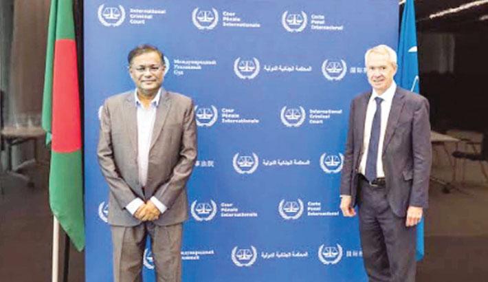 ICC Prosecutor Karim Asad likely to visit Bangladesh