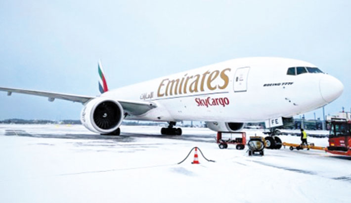Emirates transports Olympic horses from Liege to Tokyo