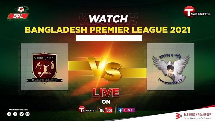 Sk Jamal face Sk Russel in BPL on Monday