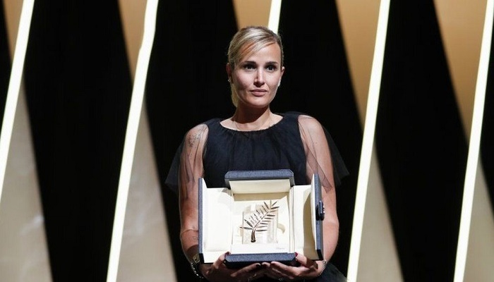 Cannes Film Festival: Titane wins top Palme d'Or prize