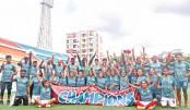 Kings retain WFL title
