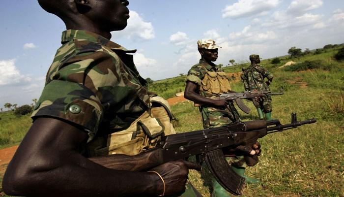 7 dead, including soldier, in clashes near Uganda-DRC border