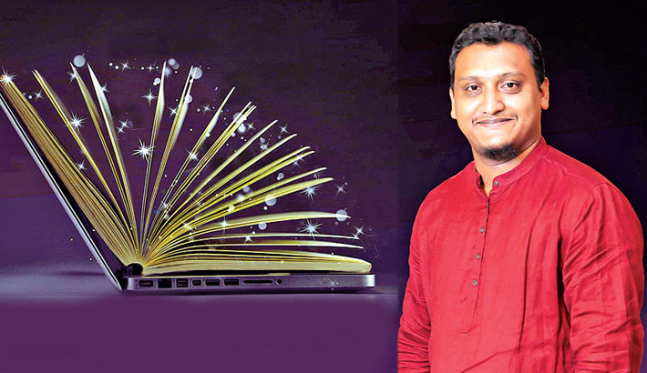 Ali Akbar works on digital development globally