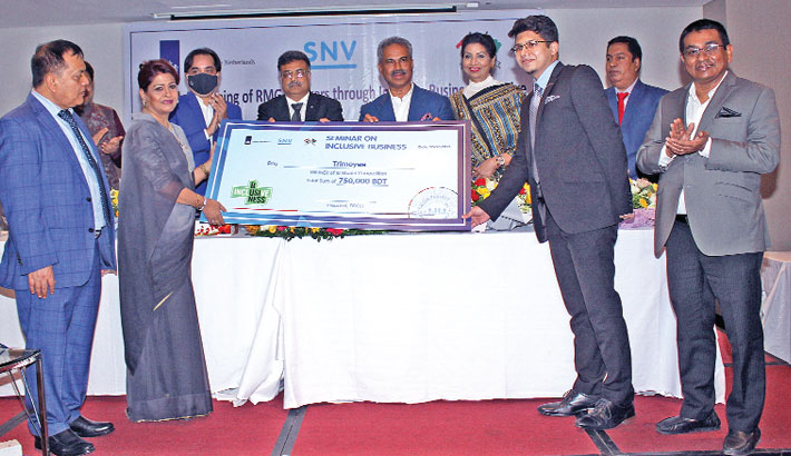 Startups awarded for RMG well-being projects