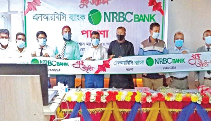 NRBC Bank opens sub-branch at Pangsha