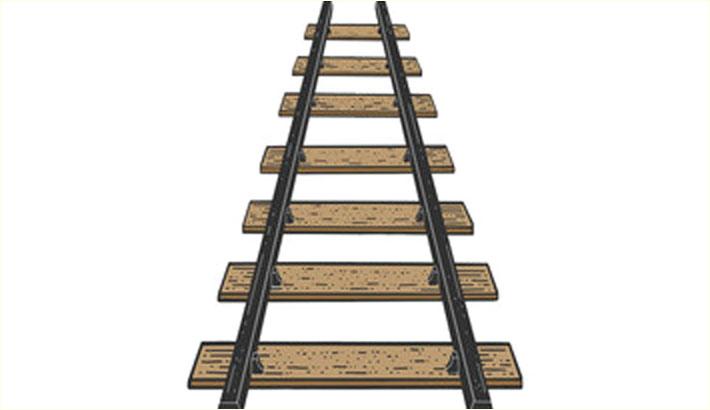 Riding on rail to a prosperous future!