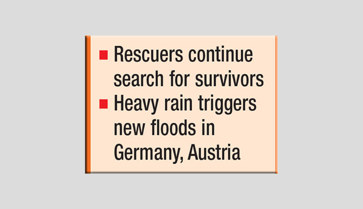 Europe flooding toll tops 180
