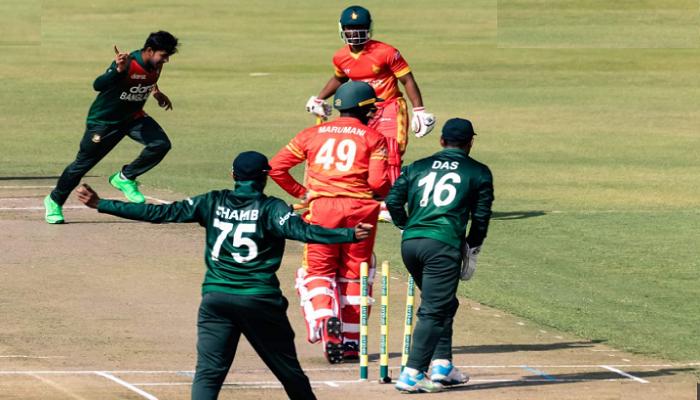 Bangladesh-Zimbabwe T20 series rescheduled