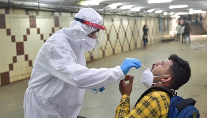 India records 38,164 fresh Covid-19 cases; 499 deaths reported