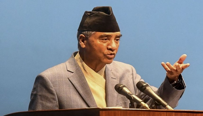 Nepal's new prime minister wins crucial vote of confidence