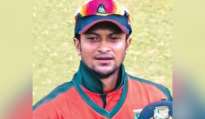 Shakib guides Tigers to ODI series win