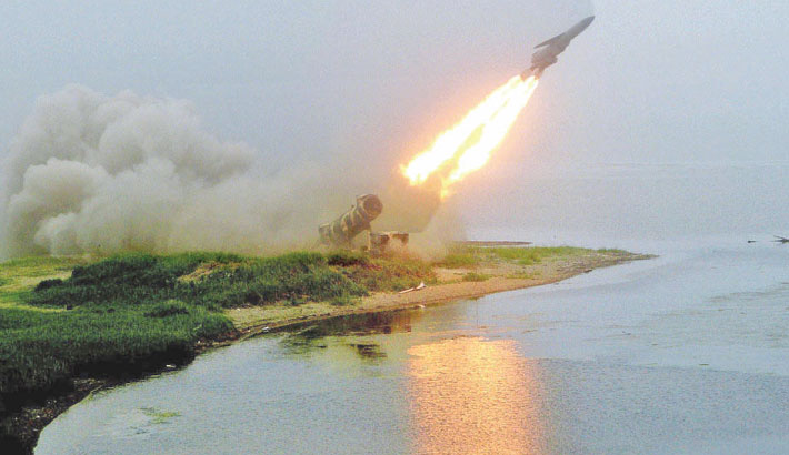 Russia test fires Zircon hypersonic cruise missile