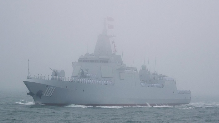 Second Chinese spy ship en route to Australia ahead of US military exercises