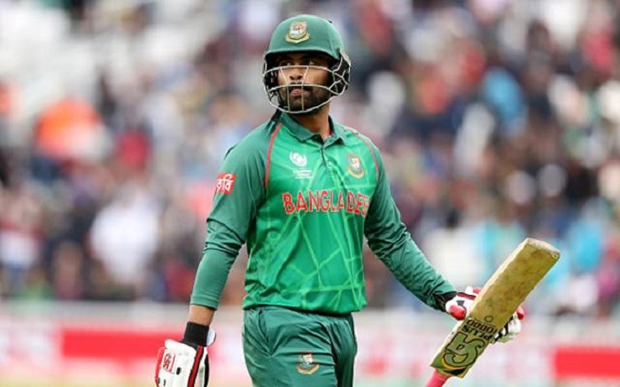 Knee injury to keep Tamim out of cricket for two months