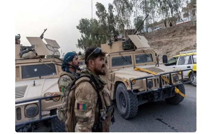 Afghan forces regain control over Sheikh Ali district in Parwan from Taliban; fighting continues in 15 provinces