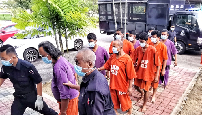 48 Bangladeshis arrested in Malaysia for violating Covid rule during Eid prayers