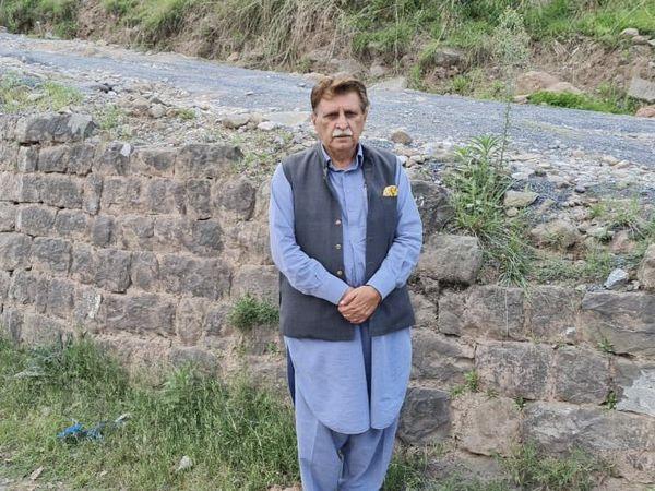 PoK PM Raja Haider Khan threatens sit-in against Imran Khan meddling in upcoming pollsWorld