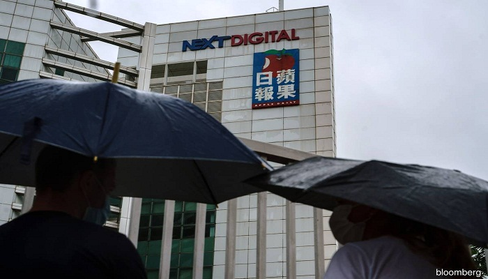 Hong Kong police arrest ex-Apple Daily Editor-In-Chief: Report