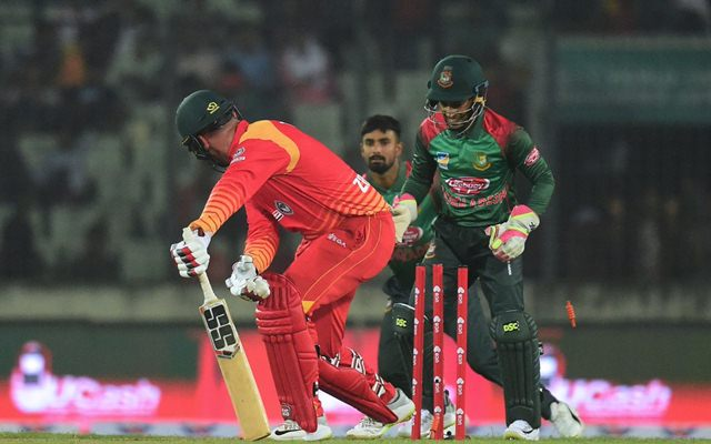 Zimbabwe bat first in Bangladesh's 100th T20 match