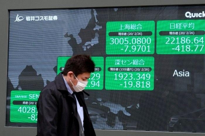 Asian markets extend global rally as earnings trump virus worries