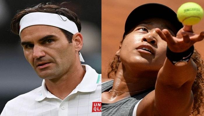 Federer, Osaka among those named to US Open tennis field