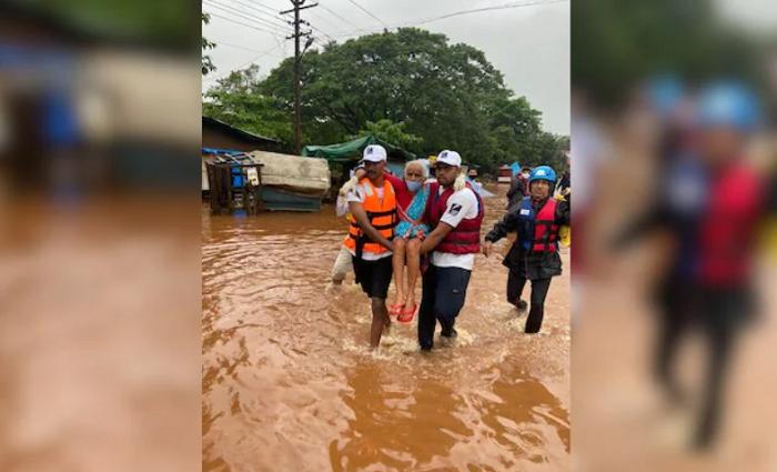 36 dead in landslides in rain-hit Maharashtra