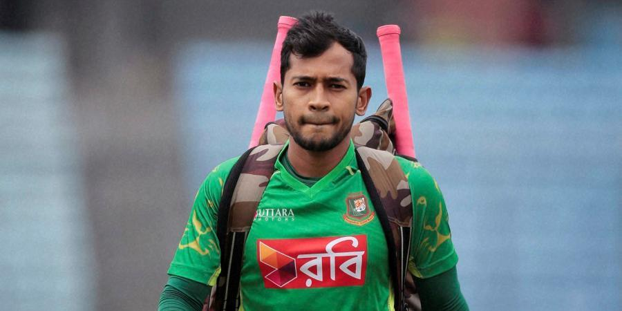 Mushfiqur to miss T20 series against Australia over isolation norms