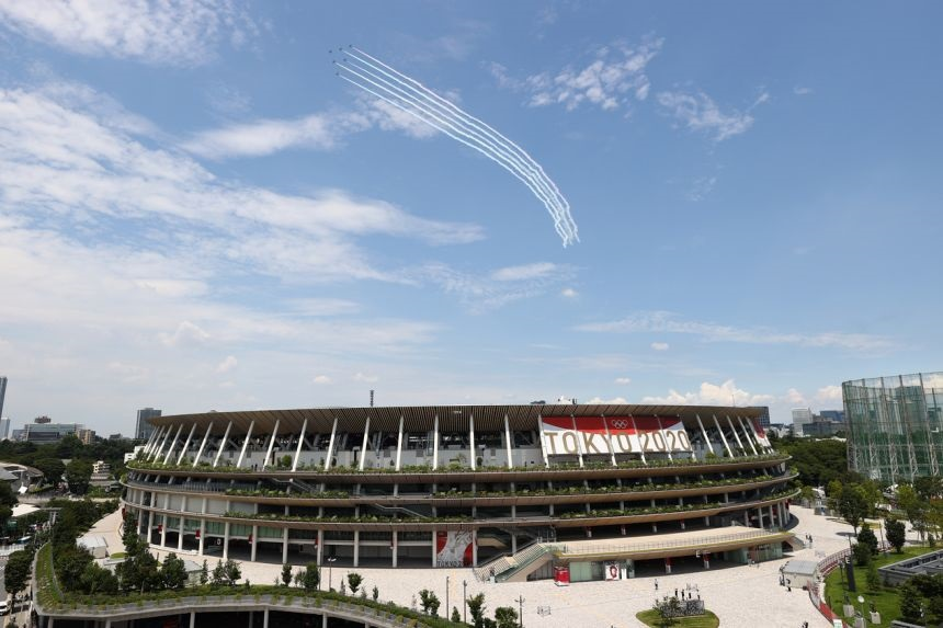 Troubled Tokyo Olympics set to open under Covid cloud